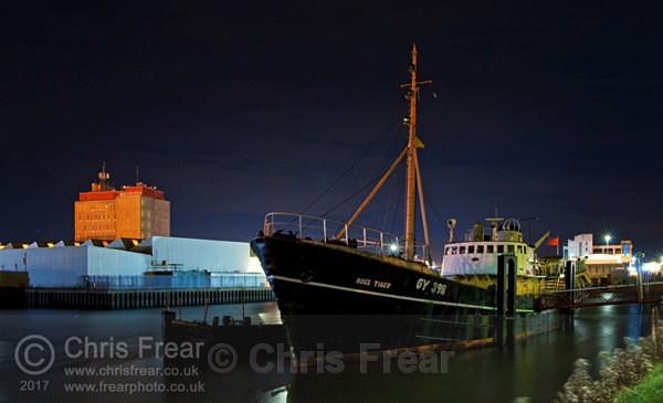 MV Ross Tiger - Recent Images