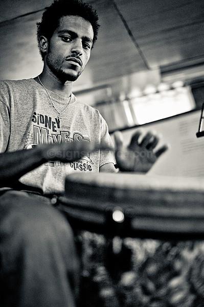 Jazz Student, Addis Ababa, Ethiopia