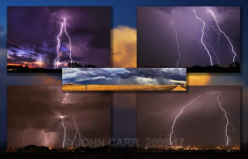 Lightning Montage-2 - MONTAGES