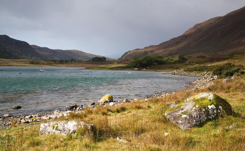 loch spelve - Mull and Iona