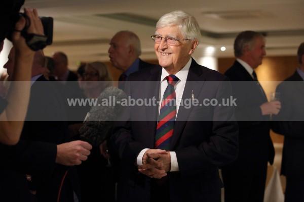 DU9A9610a - An Evening with Sir Michael Parkinson ~ NCFC, March 11th