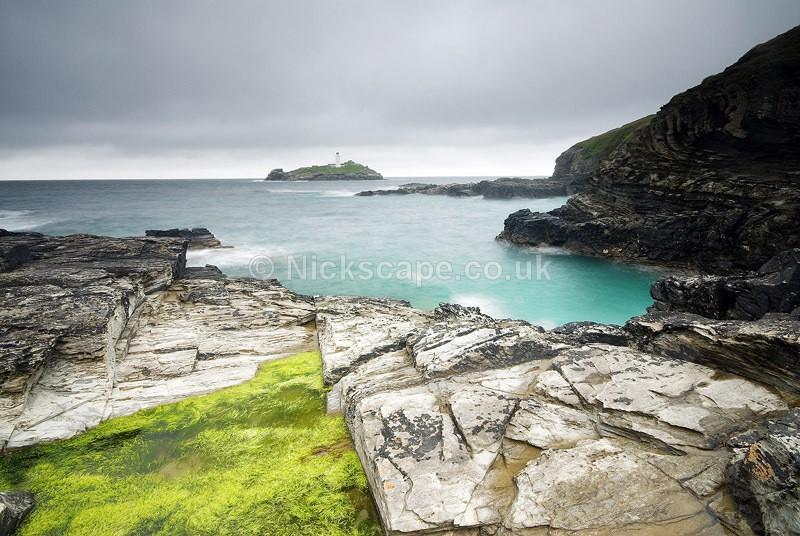 Godrevy Lighthouse   Cornwall Landscape Photos