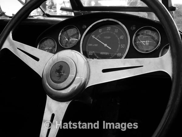 Ferrari detail - motorsport
