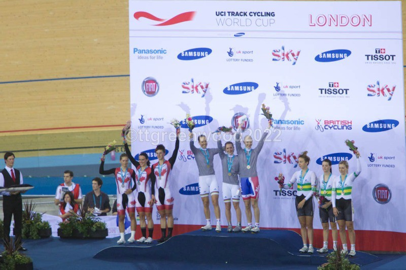 WCC-180 - World Cup Cycling Olympic Velodrome