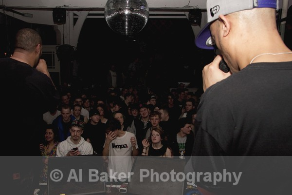 201 - Skittles 'Poor With £100 Trainers' launch 05.03.12