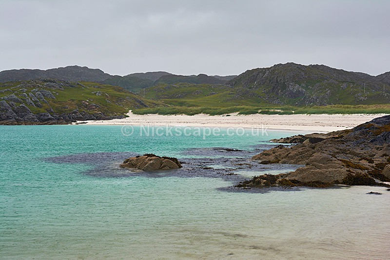 Achmelvich Beach - Assynt - Scottish Highlands - Scotland