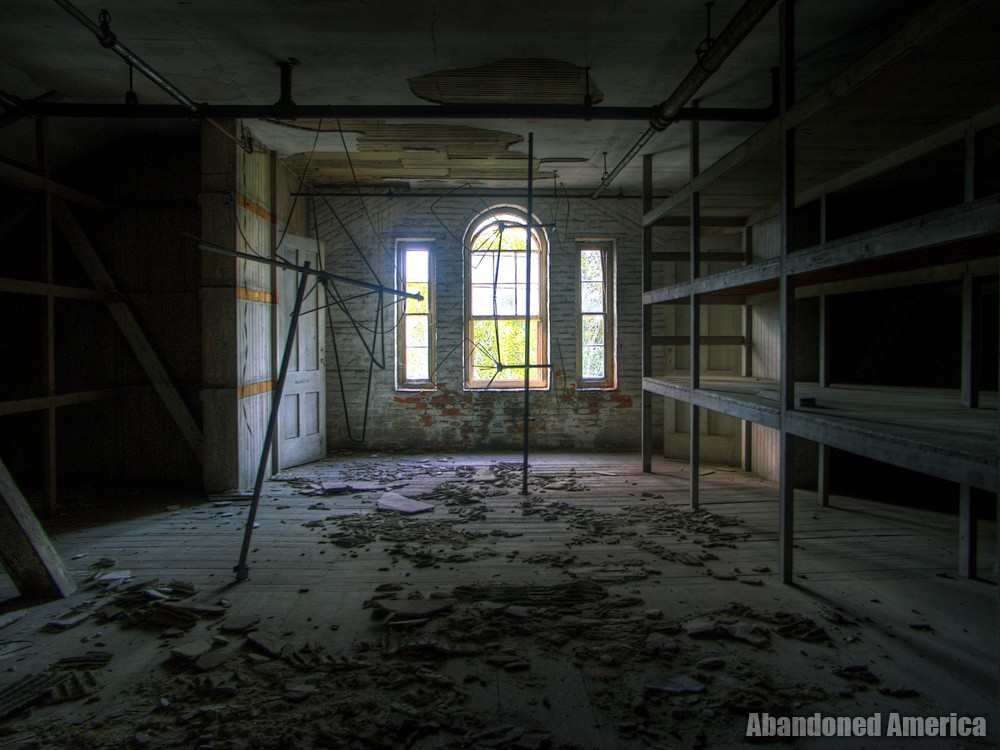 Where There Is No Love  | Abandoned America
