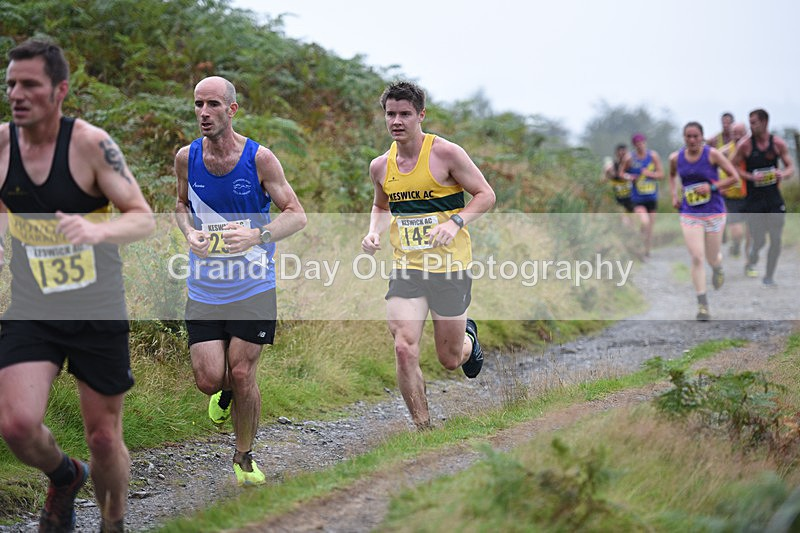 BOR_6255 - Round Latrigg Fell Race Wednesday 16th August 2017