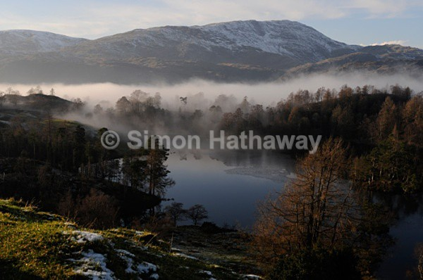 Misty Valley 2 - English Lake District