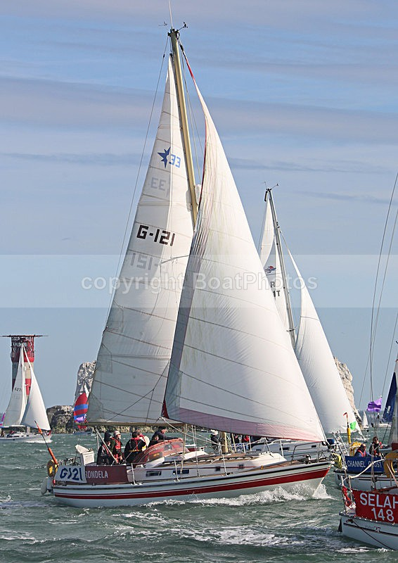 130601 RONDELA G-121 WT7A8144 - ROUND THE ISLAND RACE - 1st June 2013