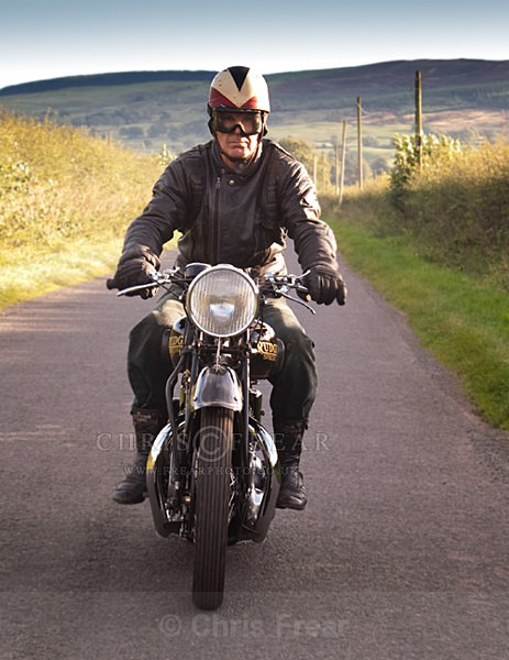 17 - Rudge Motorcycle Restoration