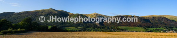 Ochill Hills Panorama - panoramas