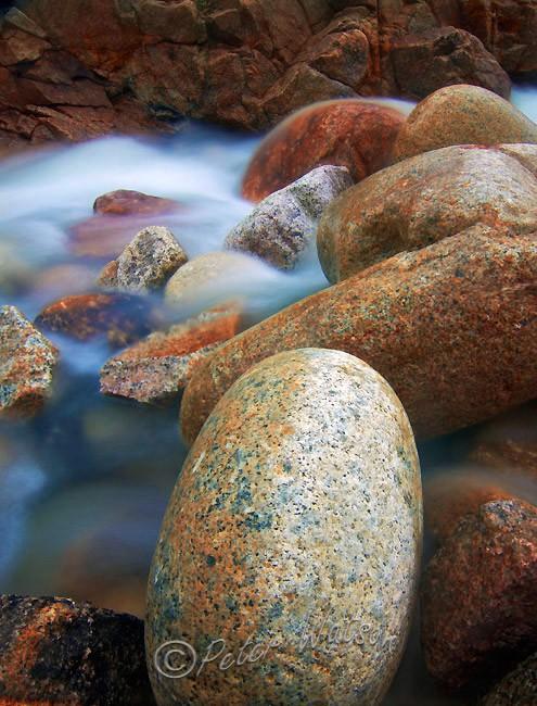 Porth Nanven Cornwall England5 - Rivers & Waterfalls