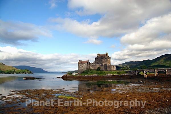 Eilean Donan Castle 2 - Buildings / Structures