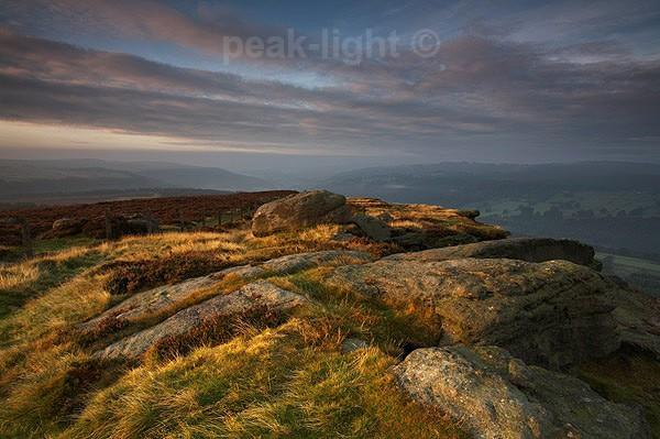 Millstone Edge - Peak District