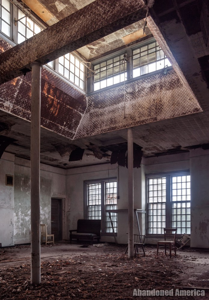 'a world of missing pieces', Taunton State Hospital (Taunton, MA) - Matthew Christopher's Abandoned America