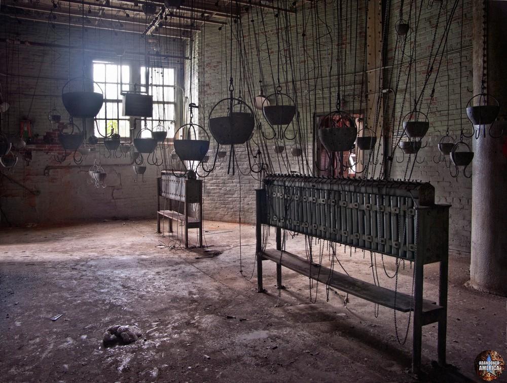 Bethlehem Steel (Bethlehem, PA) | Hanging Lockers - Bethlehem Steel