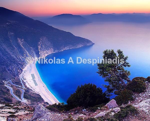 Μύρτος Ι Myrtos - Νησιά I Islands