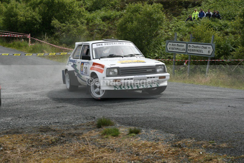 - Donegal Rally 2009
