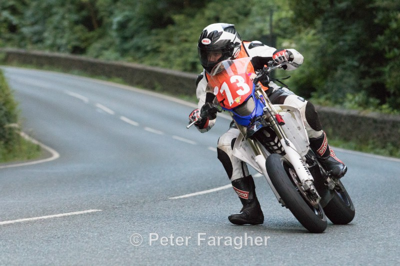 Yuri Barrigan - Manx Grand Prix and Classic TT