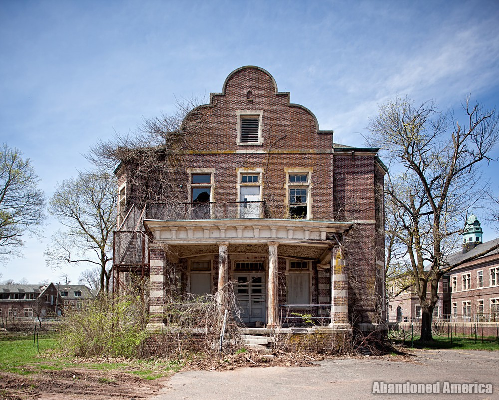 Pennhurst State School and Hospital (Spring City, PA)  | Abandoned America