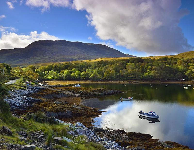 Killary Bay Connemara - Ireland