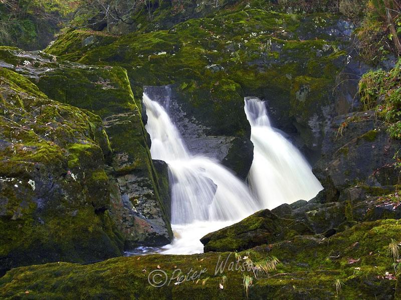 River Doe Yorkshire Dales England - Rivers & Waterfalls