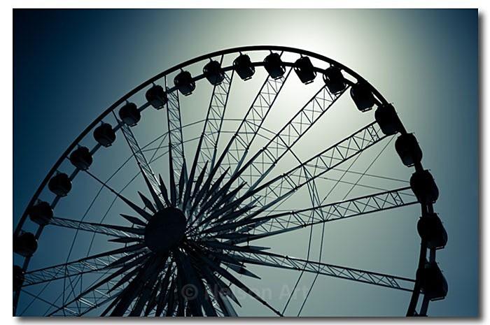 Brighton Wheel - Architecture