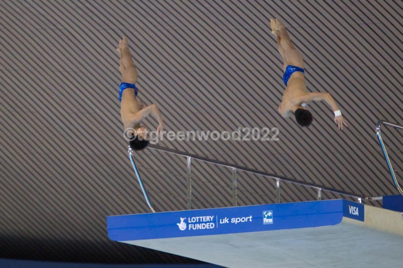 WCD-137 - World Cup Diving
