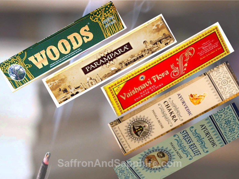 Traditional Indian Incense