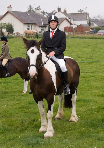 34 - Moniaive Horse Show 2008