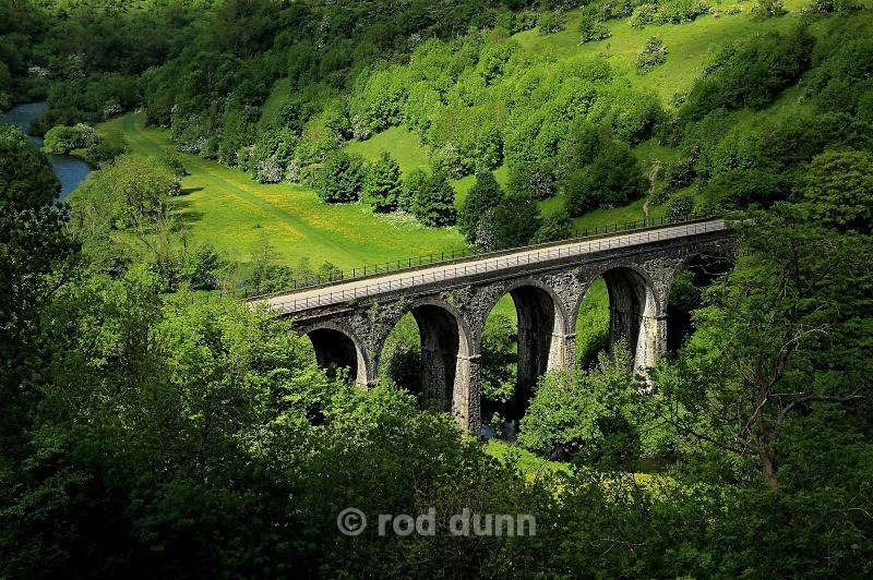 Monsal Viaduct - New Images