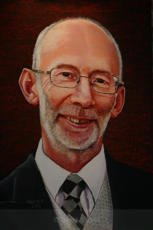 J.J. - Adult Portraits