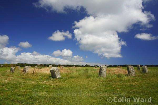 Merry Maidens Stone Circle. Ref 0854 - Cornwall