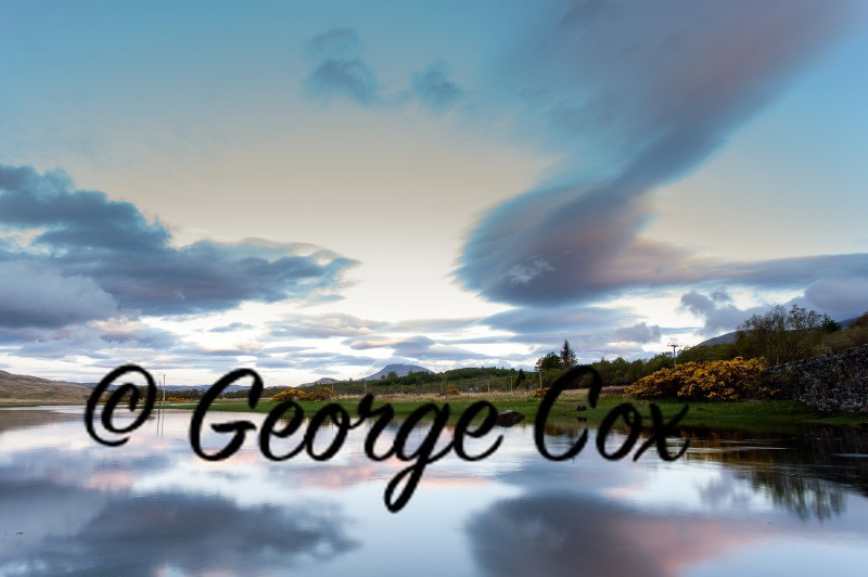 View down Lochdon - Landscapes