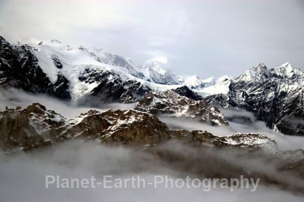 Mckinley Range - Alaska & Canada