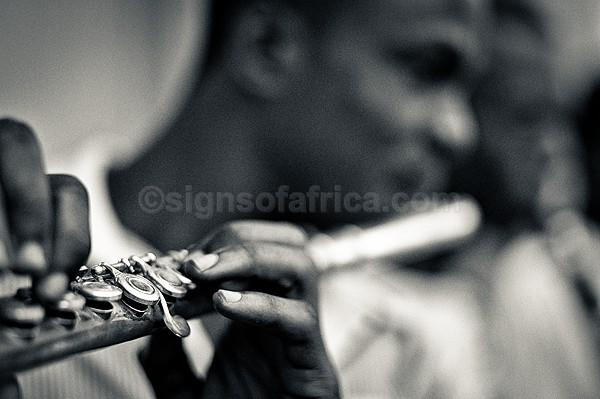 Western Concert Flute, Kinshasa