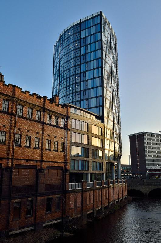 Urban-i I-Quarter Development - Blonk Street - Sheffield, UK - Yorkshire