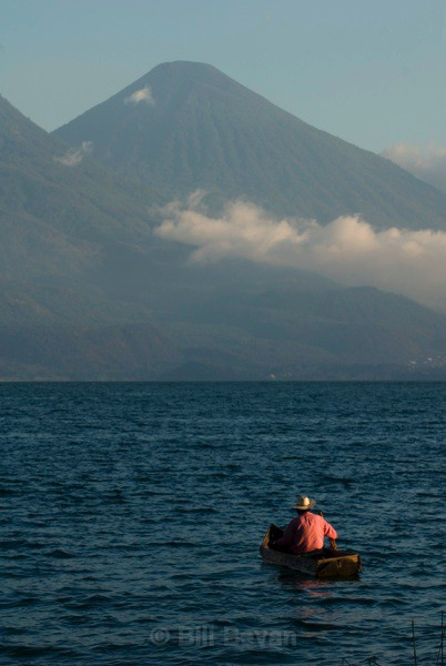 Fishing Volcano - Travel