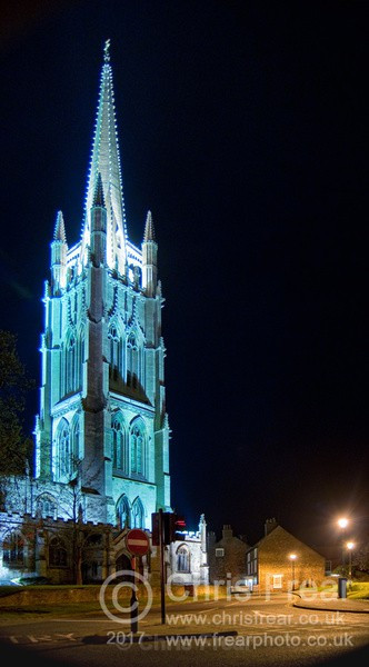 St. James - Louth - Nocturnal Townscapes