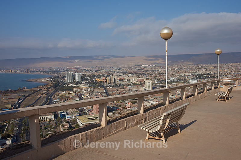Arica View Point - Coastal Chile