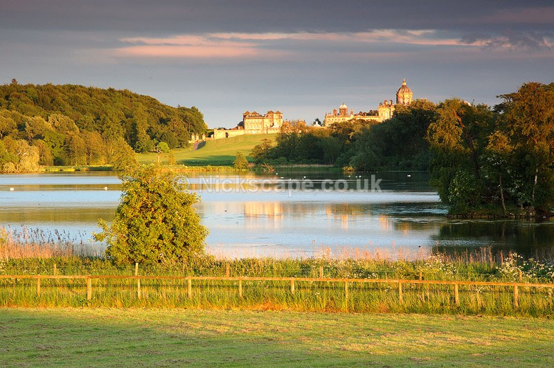 Castle Howard in the Yorkshire Wolds | Yorkshire Landscape Photos
