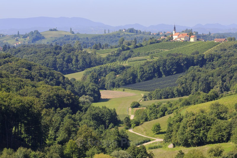 - Slovenia and Tuscany