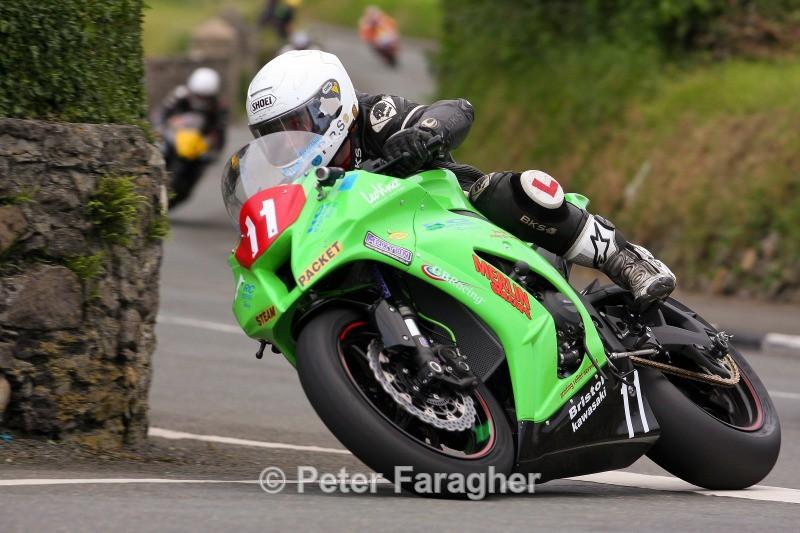 Dean Harrison - Southern 100 Road Races