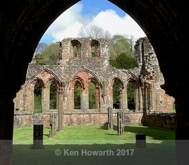 Furness Abbey - Lakeland Landscapes