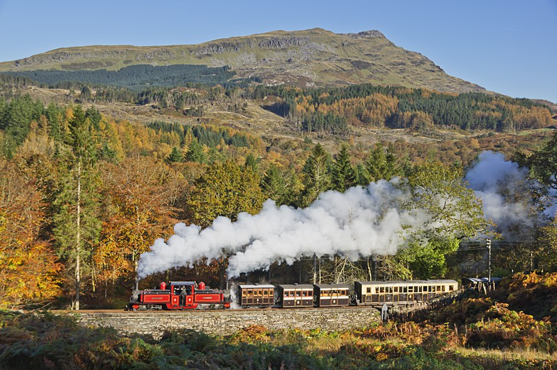 Vintage Snowdonia - The Lure of Steam