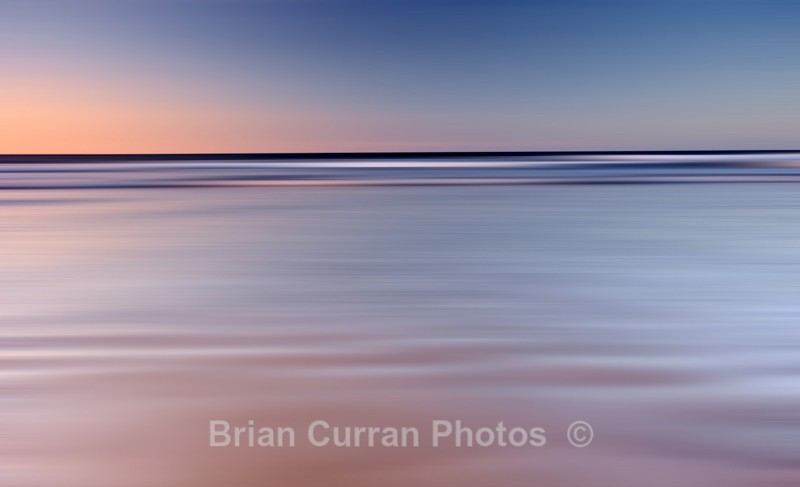 Blurred Sunset - Landscape 2