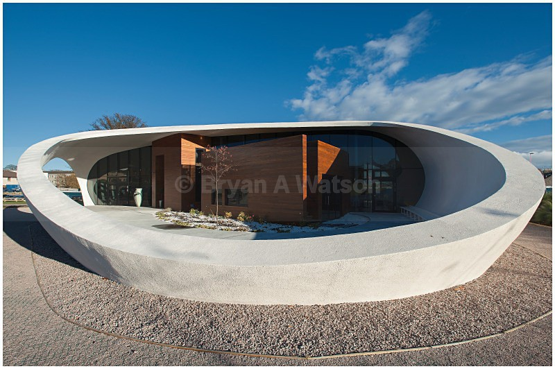 Maggie's Centre, Aberdeen - Architecture