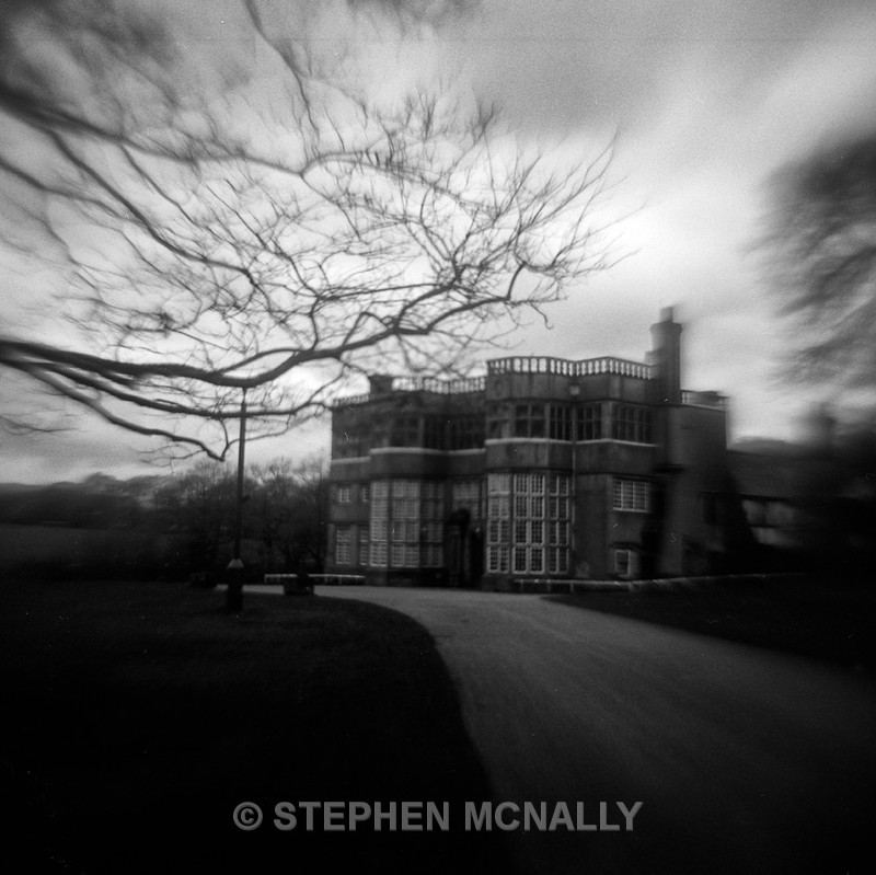Astley Hall - Flipped Lens