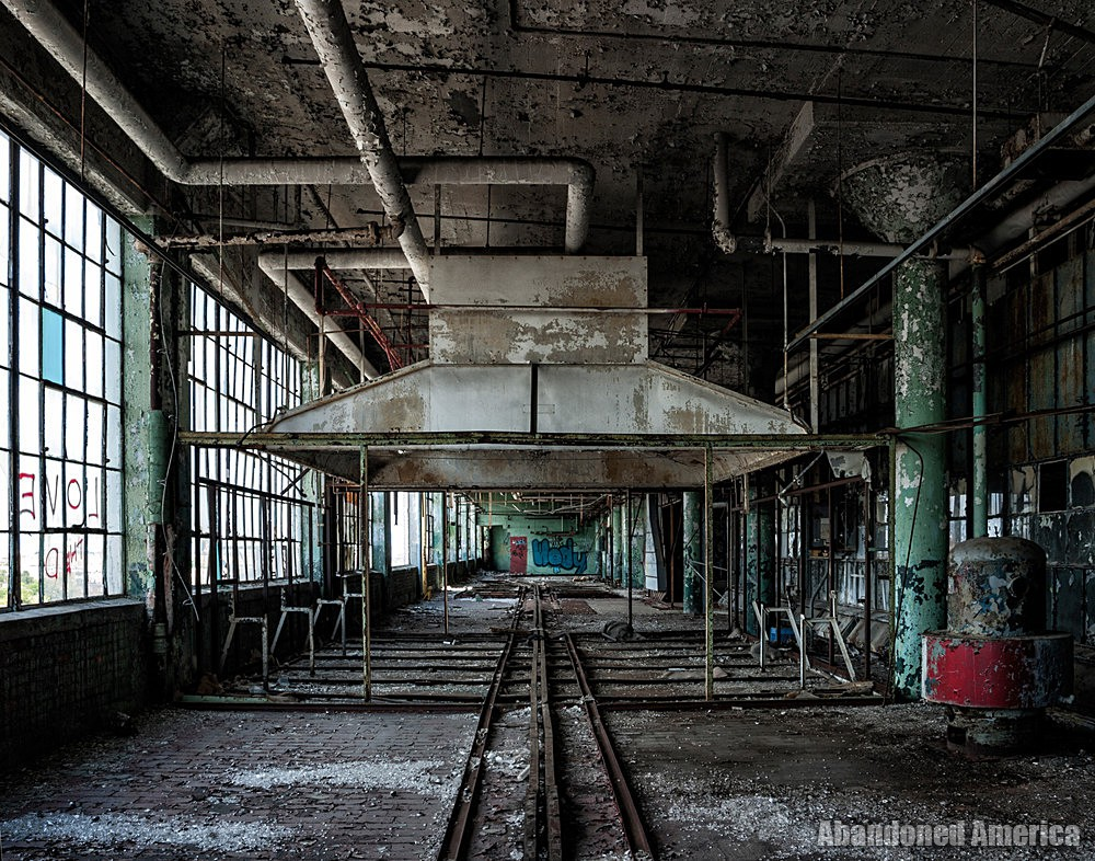 Fisher Body Plant 21 (Detroit, PA) | Production Line - Fisher Body Plant 21